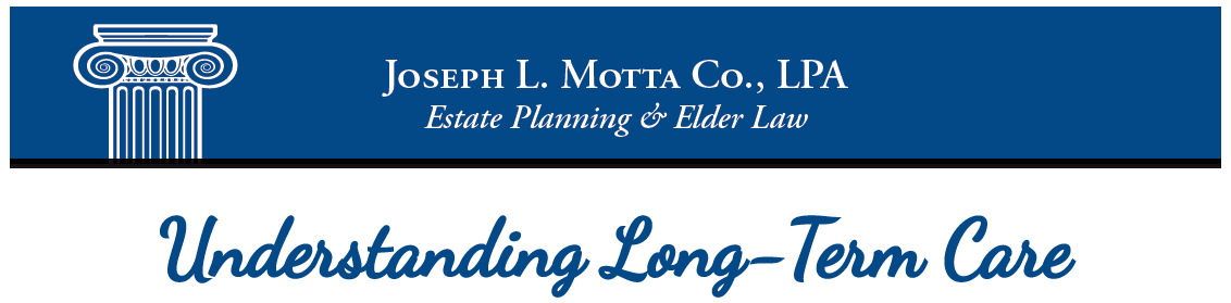 Understanding Long Term Care
