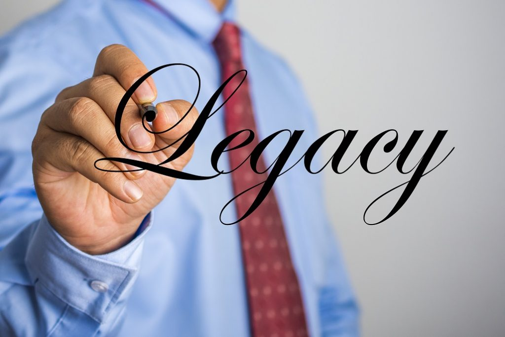 Leave a Legacy Not a Predicament
