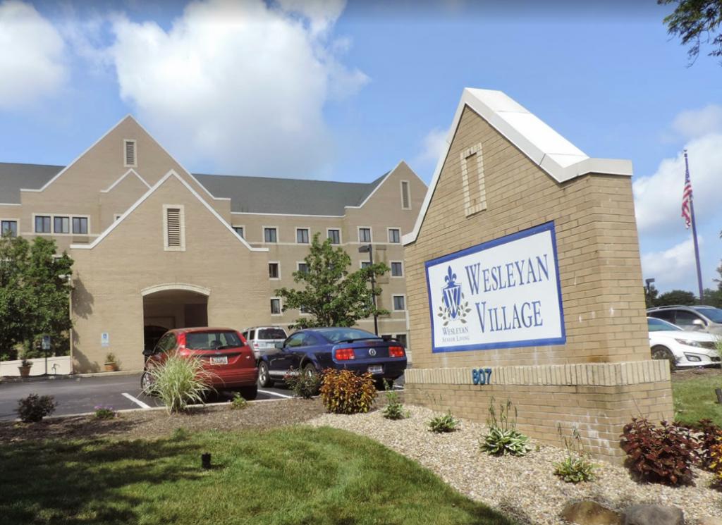 Taft Lounge Wesleyan Village Elder Law Attorney