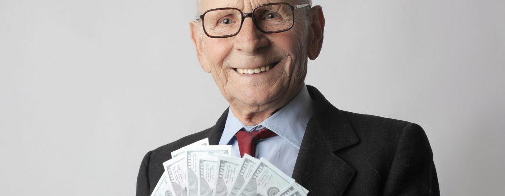 Coronavirus IRS Check for Man on Social Security
