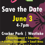 June 3rd is the Boomer Bash in Westlake, OH